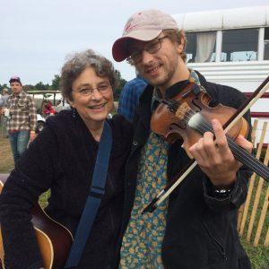 Ruth Rappaport and Ben Wetherbee Concert