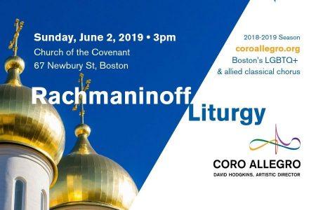 Rachmaninoff/Liturgy