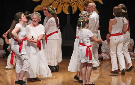 Revels & Perkins School for the Blind present 'A Celebration of Spring'