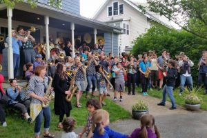 PORCHFEST at the Old Schwamb Mill