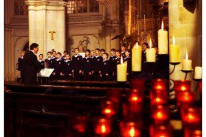 Vienna Boys Choir Holiday Celebration