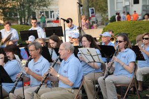 Free Outdoor Summer Concert Series