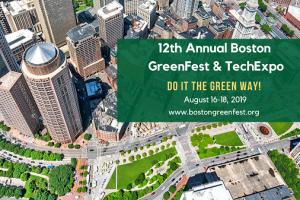 12th Annual Boston GreenFest & TechExpo