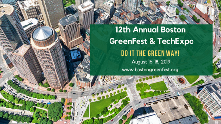12th Annual Boston GreenFest & TechExpo