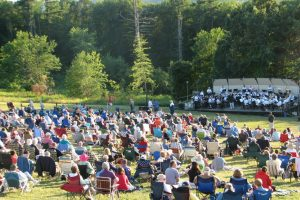 Concord Band Summer Series at Fruitlands