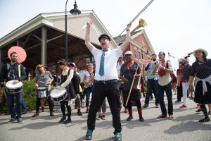 Marching Orders: Street Band Parade