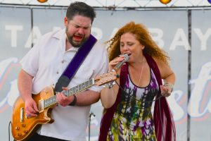 Lauren Mitchell & Kit Holliday with Monster Mike Welch - Traditional Blues & Soul