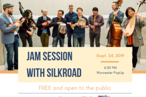 Jam Session with Silkroad