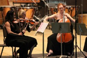 Ozawa Hall String Quartet Marathon