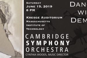 Cambridge Symphony Orchestra: Dancing with Demons
