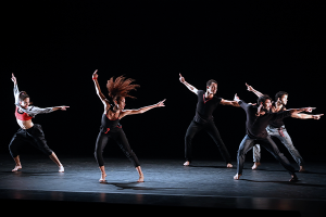Malpaso Dance Company Artistic Director, Osnel Delgado