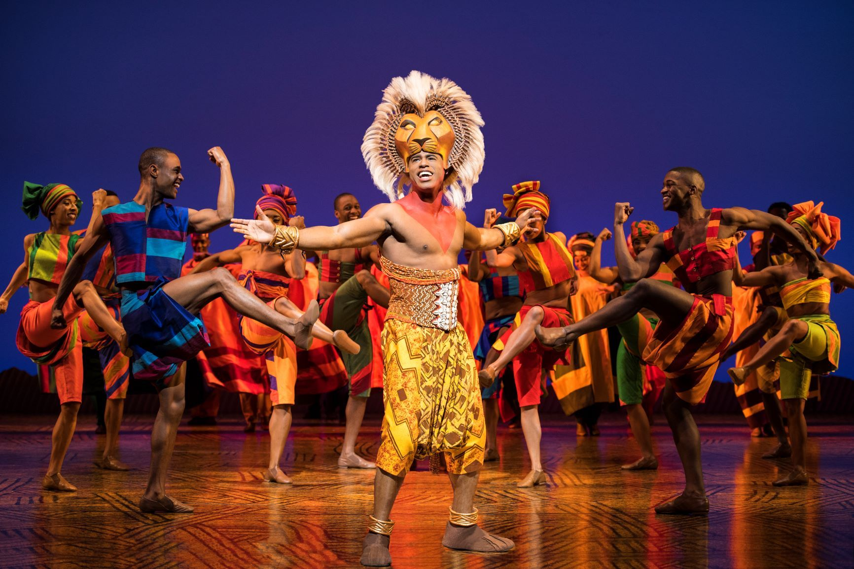 The Lion King Presented By Lexus Broadway In Boston Musical