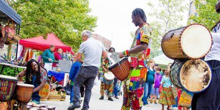 9th Annual Boston African Festival