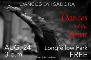 Dances of the Spirit