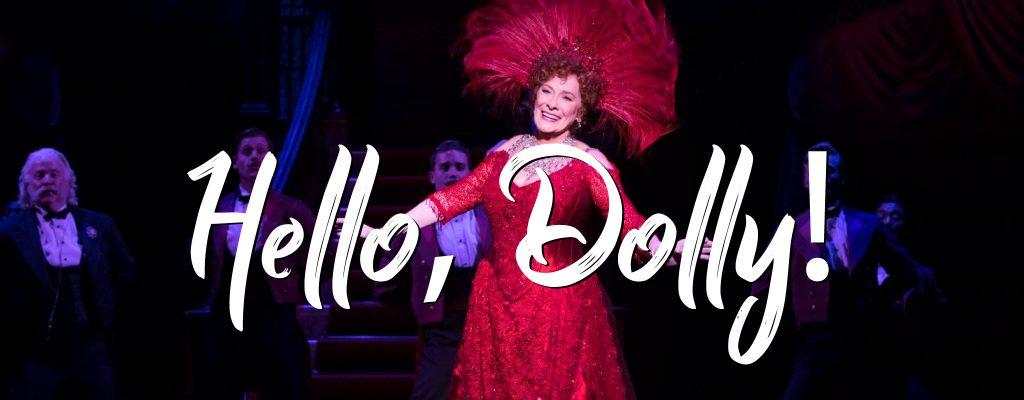 Hello, Dolly! Starring Betty Buckley