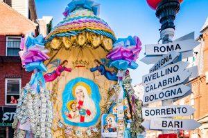 Madonna Della Cava Feast