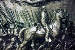 """Honoring Robert Gould Shaw and the Massachusetts 54th Regiment: """"The Power and Presence of Women"""""""