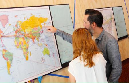 Saturday Open Studio: Mapping a Better Future