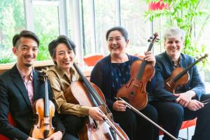 Weekend Concert Series: Borromeo String Quartet