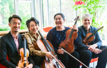 Weekend Concert Series: Borromeo String Quartet