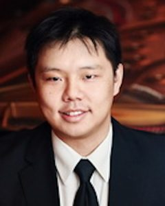 Pianist Larry Weng @ NEC's Burnes Hall locate at the new Saint Botolph Building – Free Admission