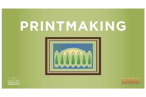 Print Making Workshops: Monoprints