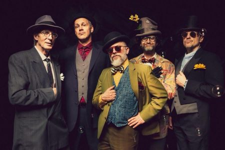 Busted Jug Band presented by Magazine Beach Partners | ArtsBoston