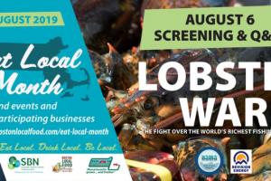 FREE Lobster War Screening Film + Q&A