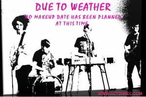 *CANCELLED (No Reschedule Date)* - Moondrive