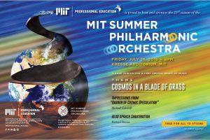 MIT Summer Philharmonic Orchestra