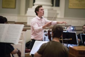 The Apollo Ensemble of Boston presents a concert of Mozart, Strauss, Bizet, and more