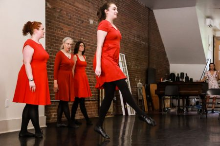 Irish dance for adults and children