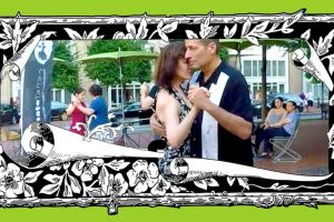 Boston Tango in the Park w/ Steve, Pamela & DJ Steve Slavsky