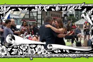 Boston Tango in the Park w/ Grisha & Natalia & DJ Grisha