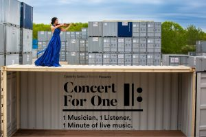 Concert For One: The Greenway