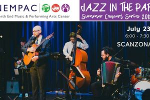 Jazz in the Park: Scanzonati