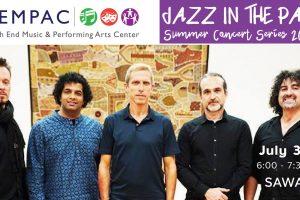 Jazz in the Park: Sawaari
