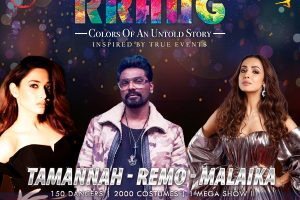 RRANG: Colors of an Untold Story