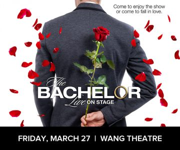 The Bachelor Live On Stage (POSTPONED)