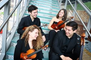 Curtis on Tour: Vera Quartet & Meng-Chieh Liu,...