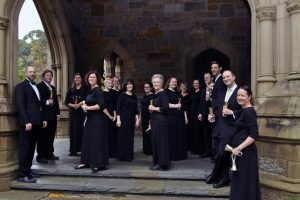 Holidays with Back Bay Ringers