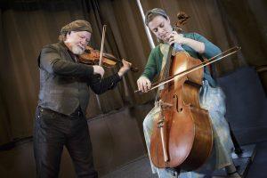 Alasdair Fraser & Natalie Haas (Postponed)