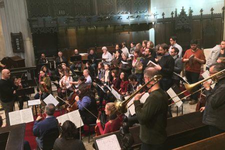 EMMANUEL MUSIC: Bach Cantata BWV 105