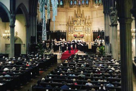 EMMANUEL MUSIC: Bach Cantata BWV 197