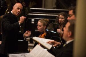 EMMANUEL MUSIC: Bach Cantata BWV 127