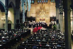 EMMANUEL MUSIC: D Scarlatti Work Stabat Mater CANCELLED