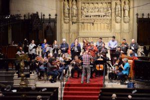 EMMANUEL MUSIC: Buxtehude BuxWV 75 CANCELLED