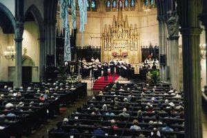 EMMANUEL MUSIC: Bach Cantata BWV 134 CANCELLED