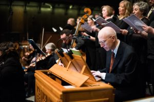 EMMANUEL MUSIC: Bach Cantata BWV 4 CANCELLED