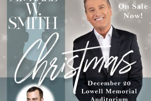 A Michael W Smith Christmas with Special Guest Marc Martel